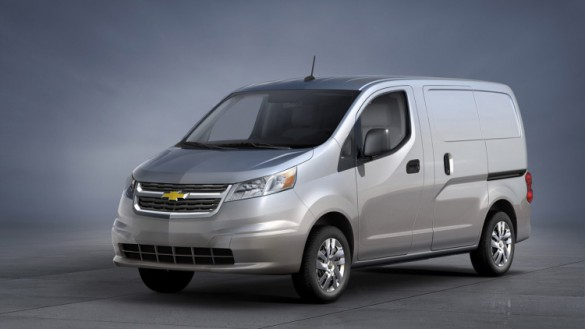 GM also had a use for the non-electric NV in rebadging the Chevy Express in 2013. Speculation was one day GM might also use the electrified version. Might it yet?