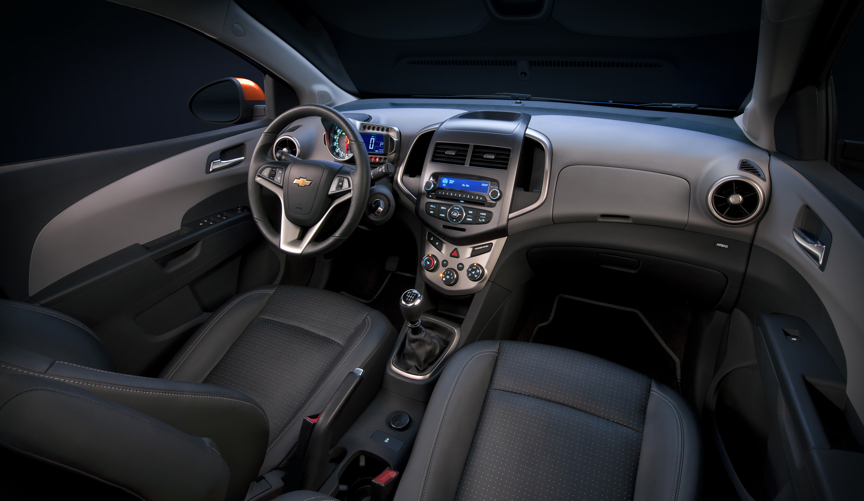 Defying the odds Chevrolet to build 2012 Sonic in the United States