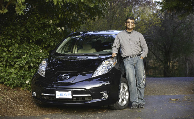 Leaf number 75,000 sold in the US -Is Volt du…