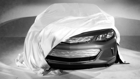 2016 Volt previewed, gets updated charging in…