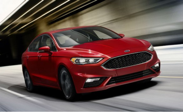 The Ford Fusion Energi, like its C-Max sibling, offers 19 miles EV range and high mpg in a package comparable to versions with conventional or regular hybrid powertrains in Ford's popular midsized sedan line. Because of its smaller 7.6-kWh battery, it does not qualify for the highest dollar allotments in state or federal programs.