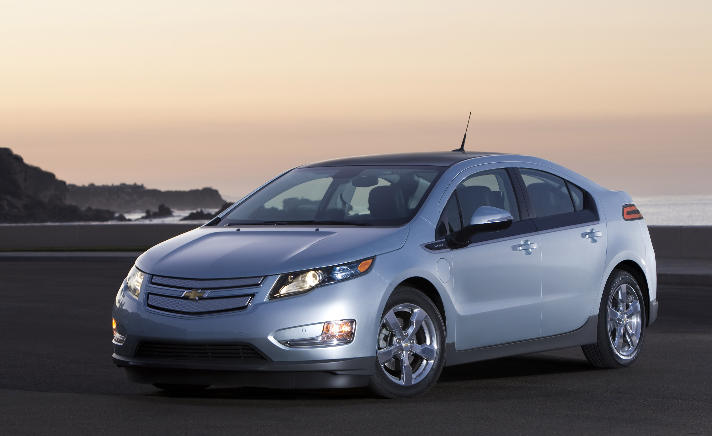Is The Volt