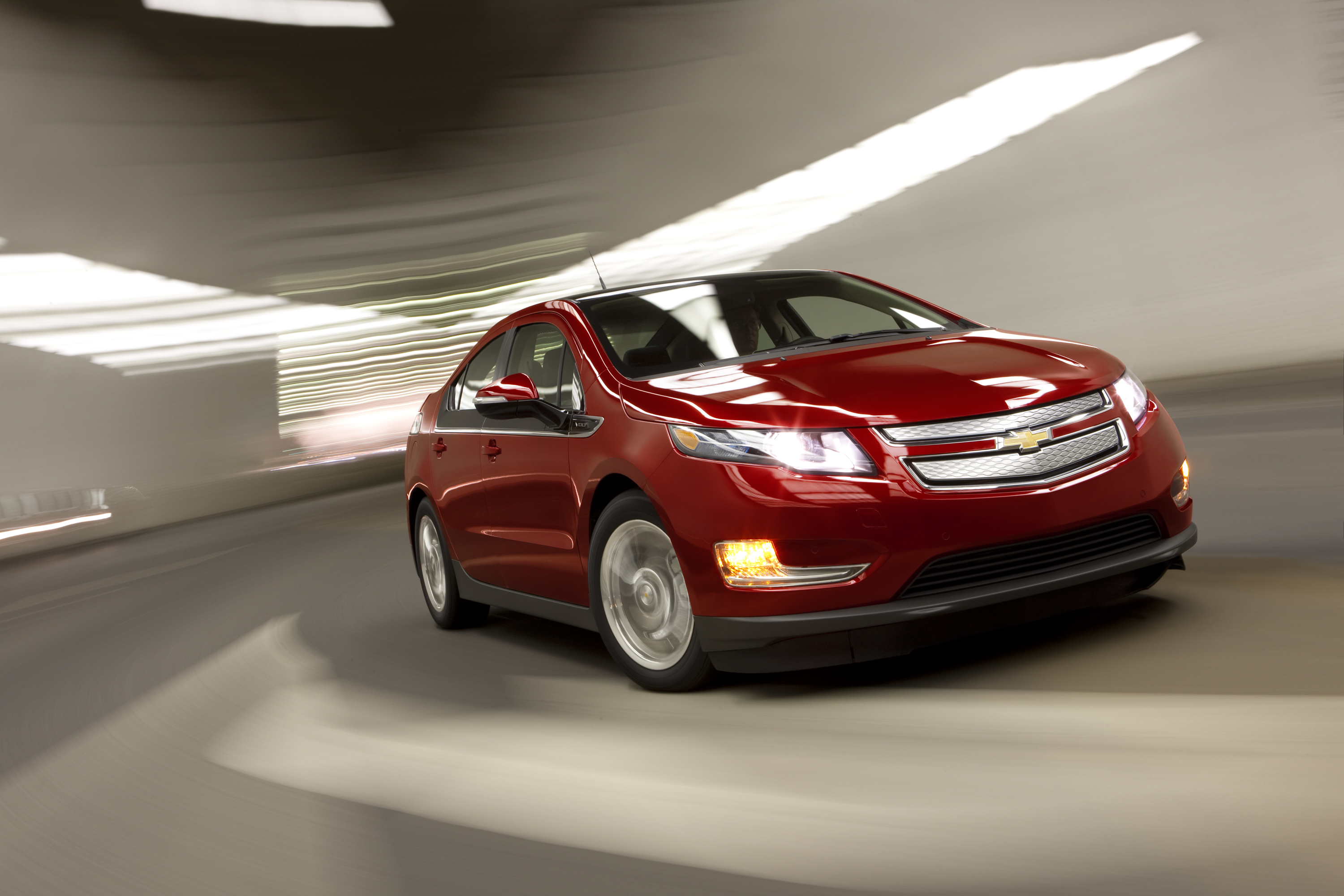 Re)introducing the Chevy Volt