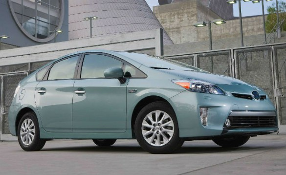 Sold in 15 green-car friendly U.S. states, the 2012-2015 Prius PHV did comparatively well even alongside the nationally available Chevy Volt, and electric Nissan Leaf.