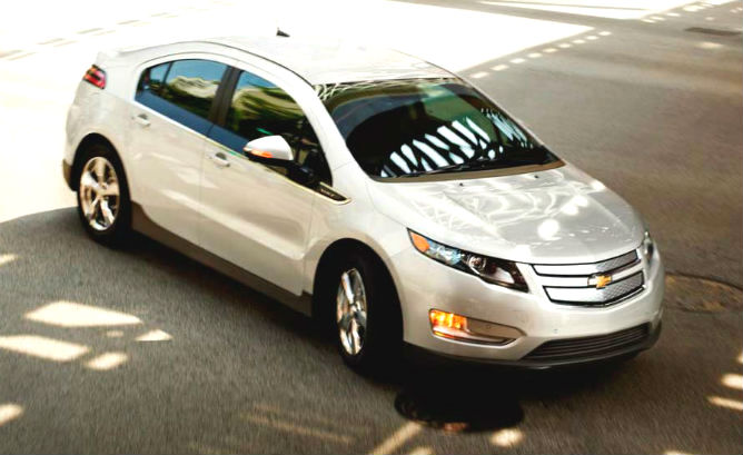The Chevy Volt is still the most fuel-efficie…