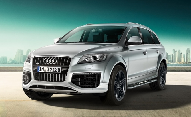 2017 Audi Q7 Pictures In Hd 1024x682