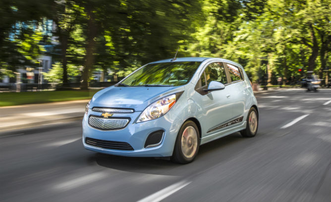 Spark EV launching in Maryland this spring