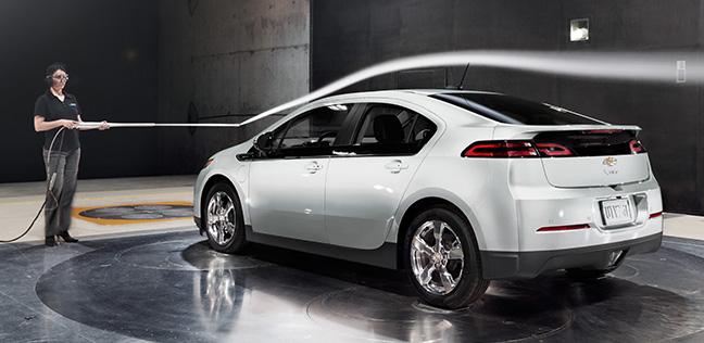 2017 Chevrolet Volt Electric Car Mo Exterior 648x316