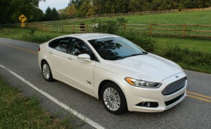"Ford Fusion Energi shares powertrain with C-Max Energi. One of these is likely ""PHEV C."""