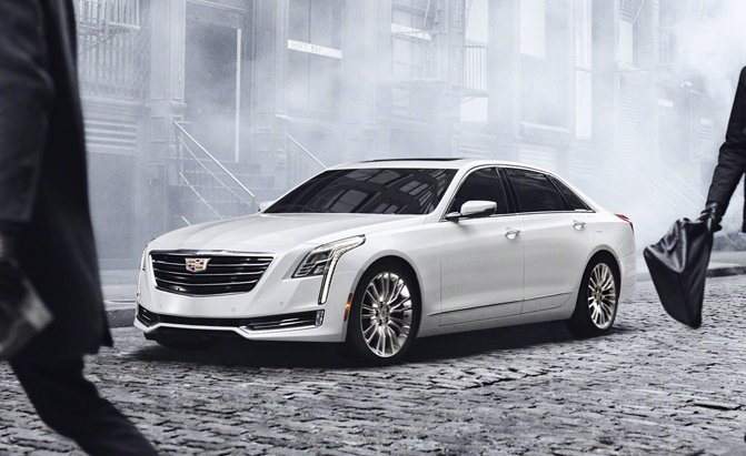 It's PHEVs for Cadillac – more so than pure E…