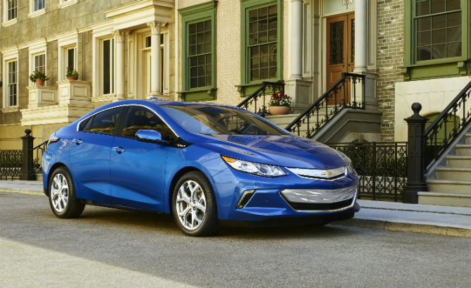Ordering of the 2016 Volt begins this month f…