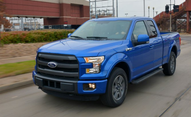 Will Ford's F-150 Beat GM to the Plug-in Hybrid Punch ...
