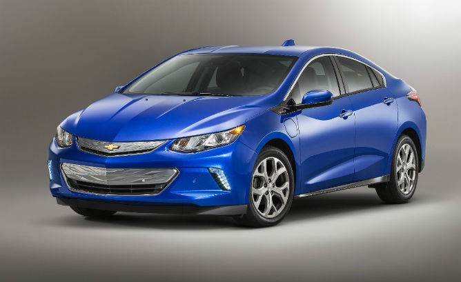 This is a Volt. It is not a Bolt. It runs on electricity for 53 miles, and gas the rest of its 420 EPA-rated miles.