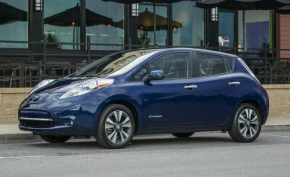 Nissan Leaf Spy Shots Show Similarities to ID…