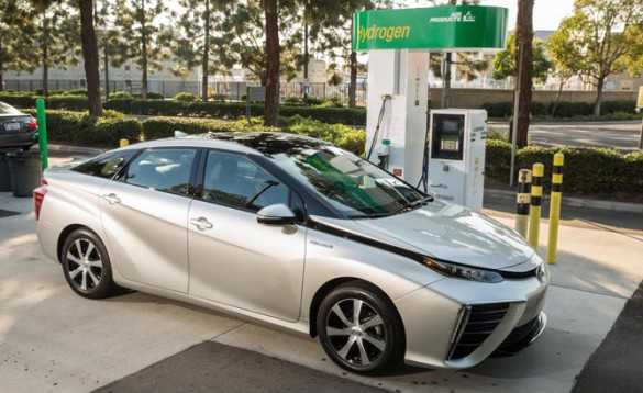 Automakers and Energy Companies Team Up To Se…