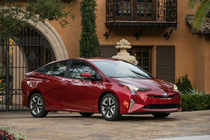 The redesigned, fourth-generation Prius carries an outsized proportion of the hybrid market. Its sales are down 10.7 percent this year despite the new design, and improved efficiency.