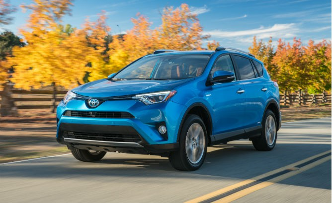 Toyota's new RAV4 Hybrid hit the ground running this year, and industry observers say this is proof of a gaping void ready to be filled by PEV versions in this category.