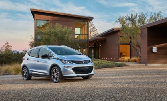 2017 Chevrolet Bolt Supplier LG Electronics S…