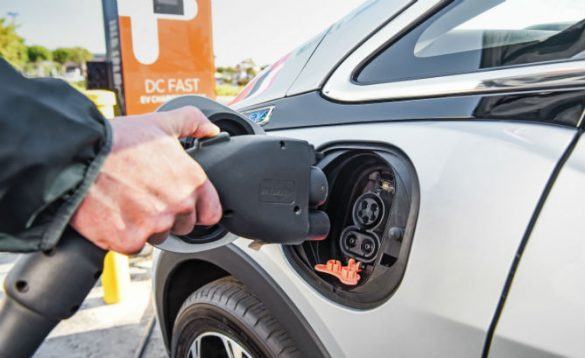 Chevy Bolt EV Can Charge at 55 kW