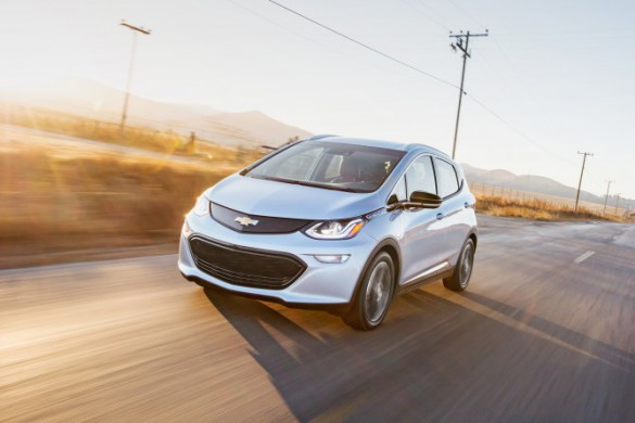 2017 Chevrolet Bolt EV Cheaper in Canada; Way…