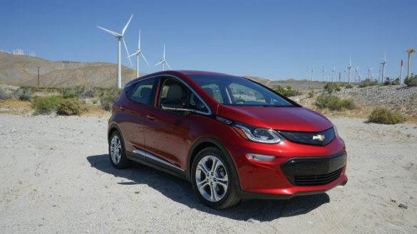 Electric Vehicle Costs May Be On Par With Sta…