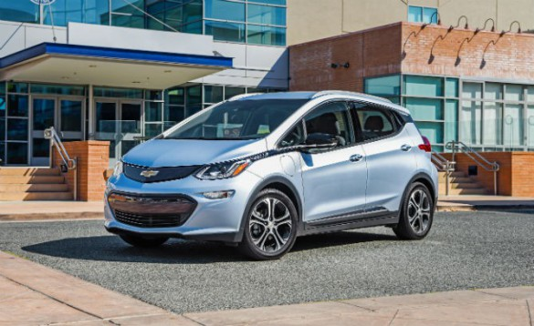 The Volt has an EV sibling named the Bolt which aims to give the Leaf a jolt – until the Leaf is redesigned, anyway.