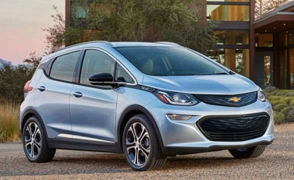 Chevrolet Bolt EV 'Production Intent' Test Ca…