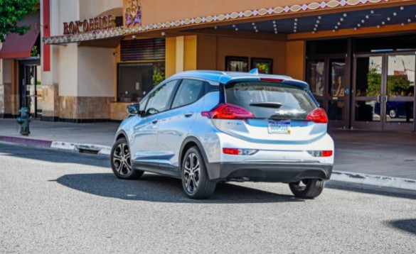 Practical Chevy Bolt Gets Relatively High 255…