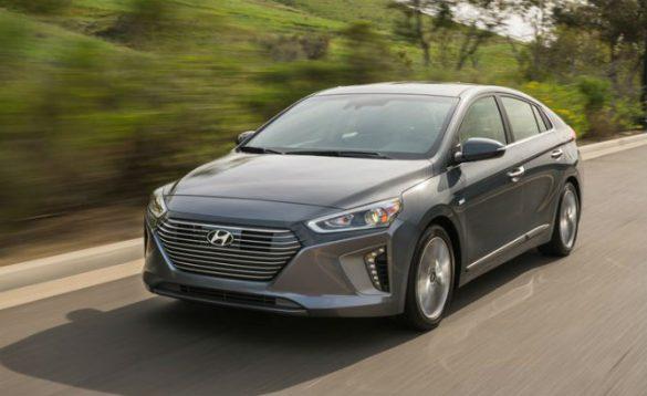 2017 Hyundai Ioniq Review – First Drive