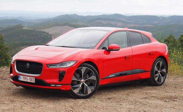 2019 Jaguar I Pace Review Gm Volt Chevy Volt Electric Car Site