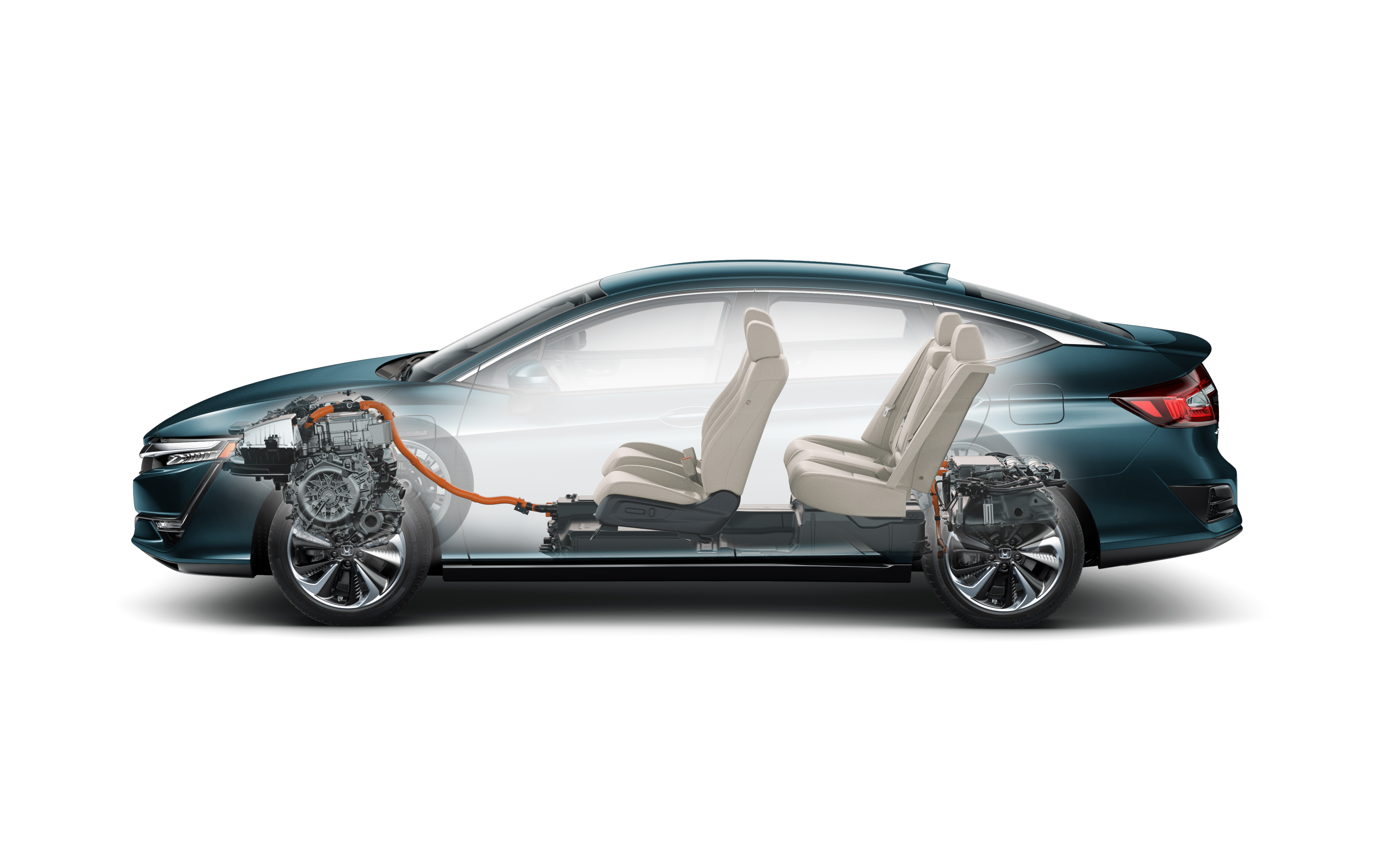 Chevy Volt Gm First Electric Car