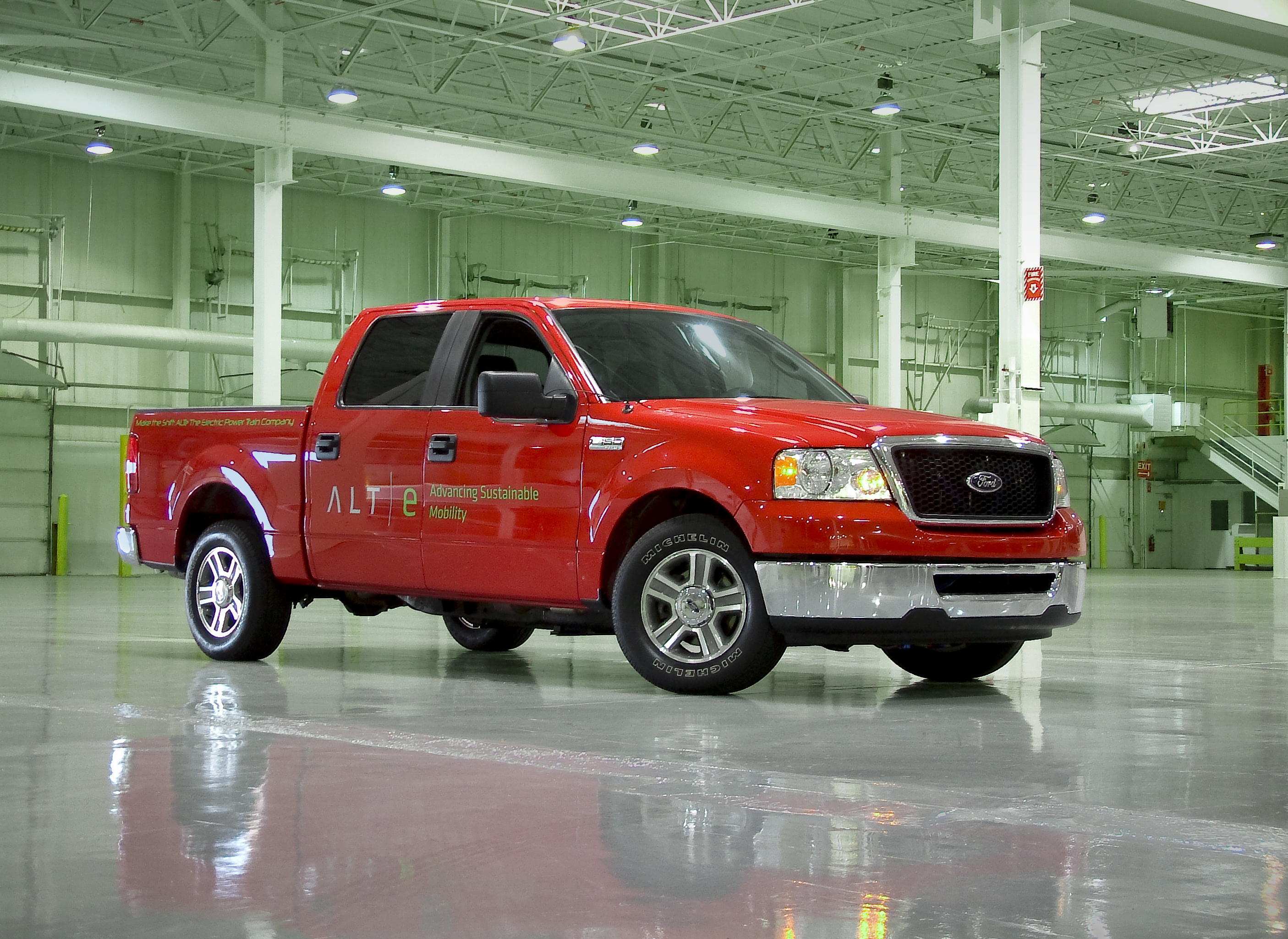Alte readies light and medium duty extended range truck conversion altes sciox Gallery