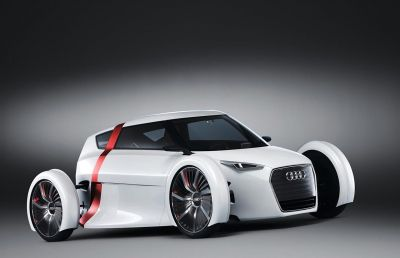 Audi Urban Concept. Like all automakers, VW Group has sought to dazzle people with EVs before, but now it says it wants to start prolifically making real production models at a rate that could dwarf Tesla, and who knows how many other major competitors?