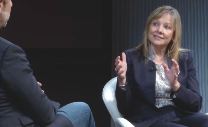 GM CEO Mary Barra Talks To WIRED About Future…