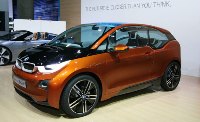Bmw I3 To Use Motorcycle Engine For Range Extender Option Gm Volt