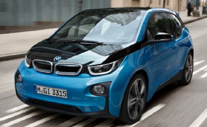 The BMW i3 comes in pure battery electric and range-extended versions. Its battery options are being updated, and while less than the Bolt's is a very advanced car.