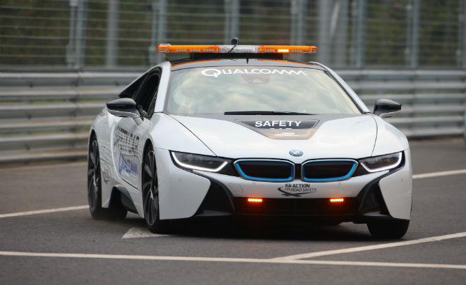 BMW i8 makes a nice drift car, Formula E find…