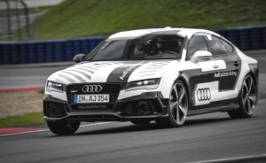 Audi has shown tech navigate a race track, others, and many others could be following Tesla.