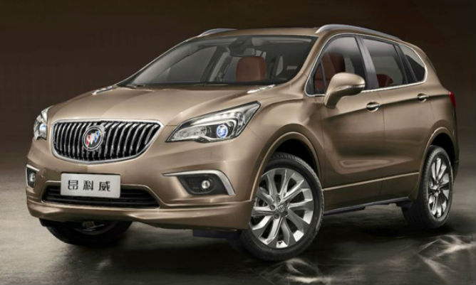 Buick Envision.