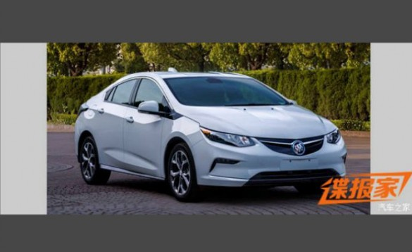 Volt Could Be Rebadged As 'Buick Velite' in C…