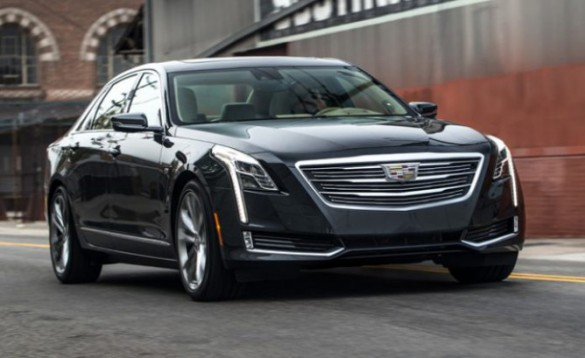 CT6; available in plug-in hybrid form as well.