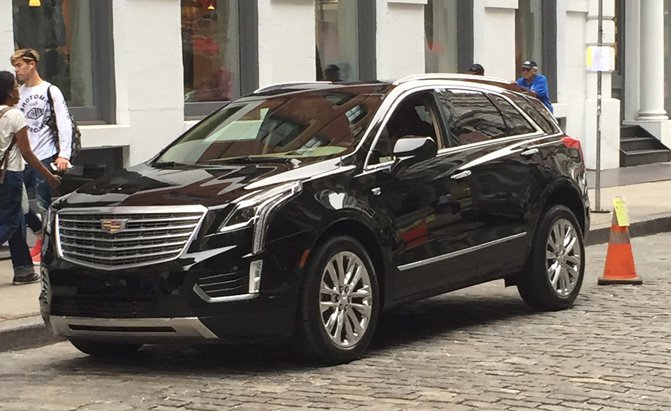 GM's mystery car could be an electrified Cadi…