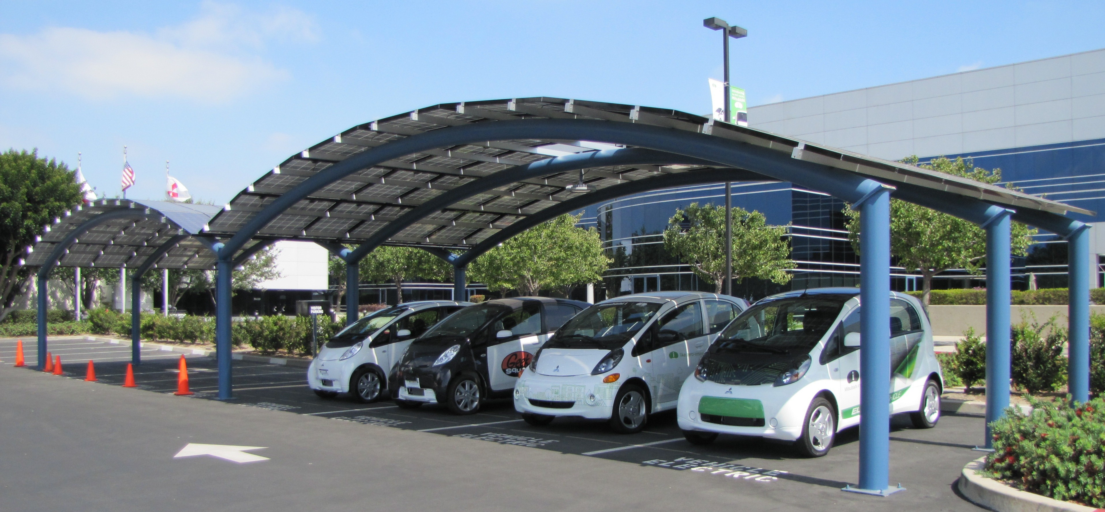 Mitsubishi Prepares For First Electric Vehicles Due Four