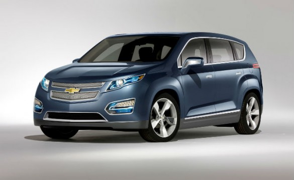 The Volt-based extended-range MPV5 was shown in Beijing in 2010. It was never built. If a crossover in this segment were produced using today's Volt powertrain, it might get more than 40-50 miles EV range. To date, GM has made no U.S. announcements of pending EREVs in the Volt's class, it still has not in China either, but it did say EREVs of some sort could be pending for GM's biggest market.