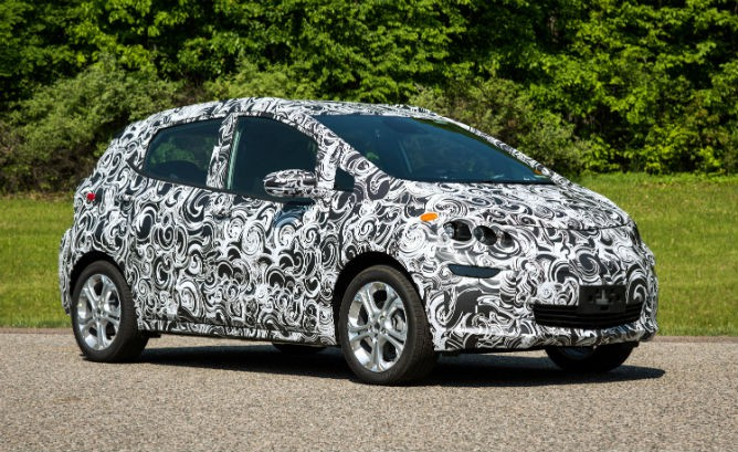 GM confirms 2016 Chevy Bolt production