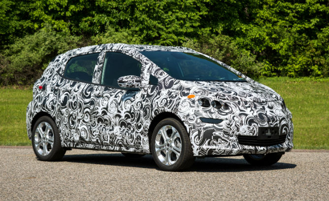 Bolt development solidly under way; GM says i…