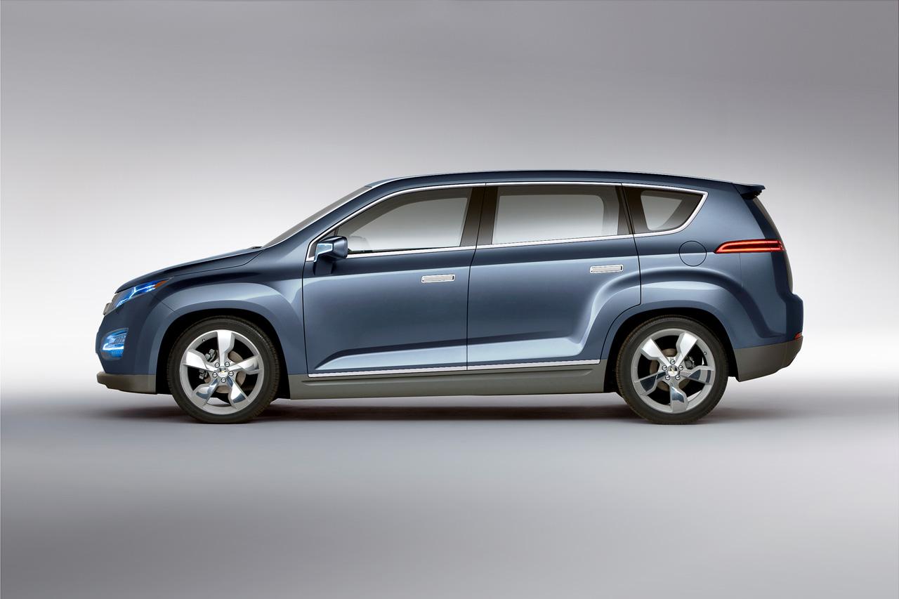 Chevrolet Volt Mpv5 Gm Volt Chevy Volt Electric Car
