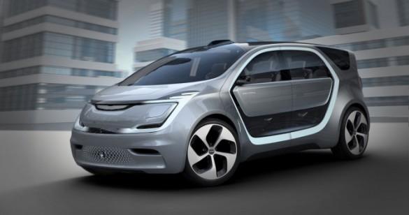 Chrysler Portal Concept.