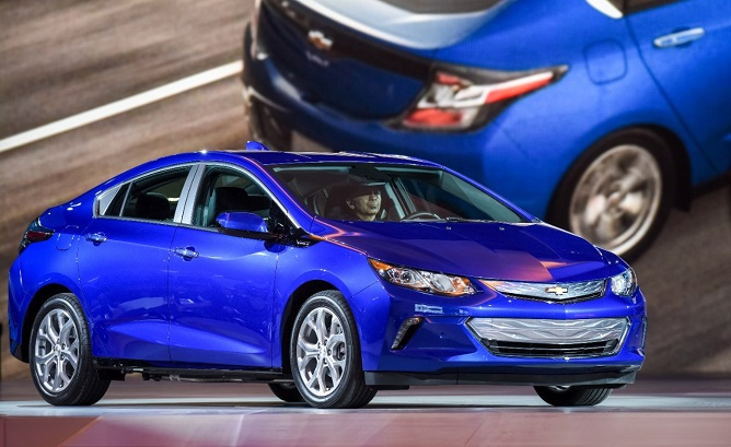 The 2016 Volt's price is … ?