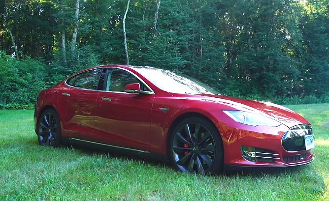 Tesla P85D is the best car Consumer Reports h…